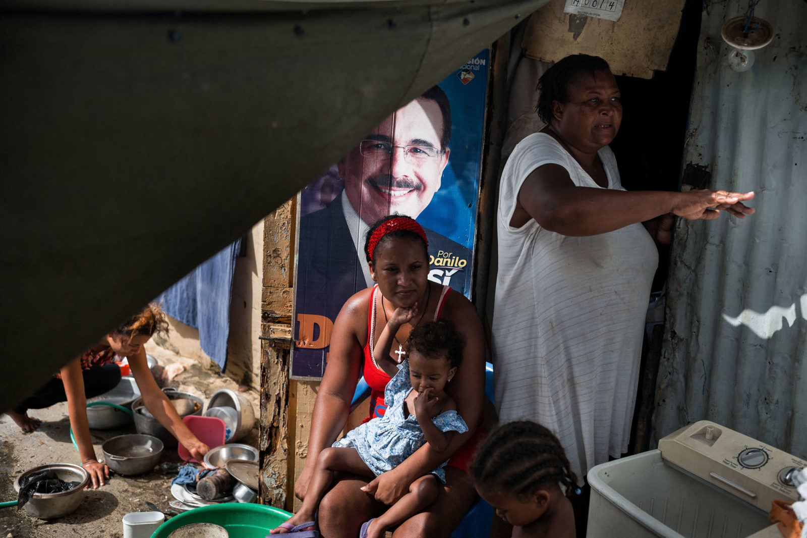 Climate Refugees in Dominican Republic
